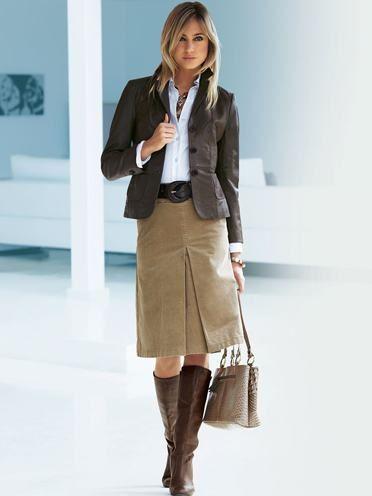 Melhor desgaste do escritório inverno por Mulheres