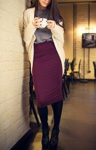 mulheres tendências escritório de moda