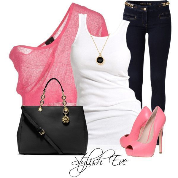 Ideias roupa rosa doce e feminino para as mulheres encantadoras