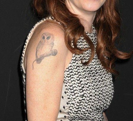 Taryn Manning Tattoo