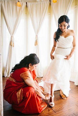 Ideias para o vestido de casamento de Nouveau