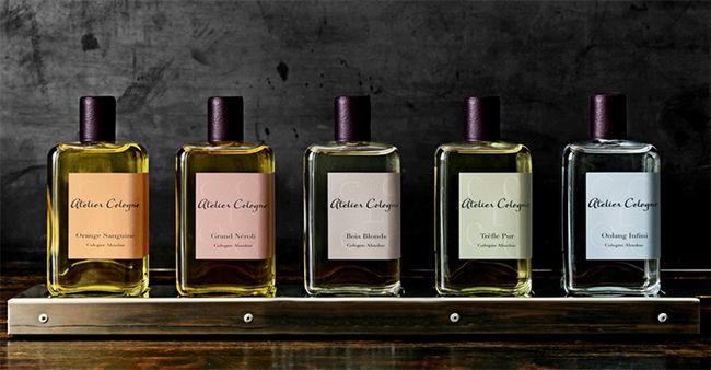 Idéias de perfume do casamento Nouveau