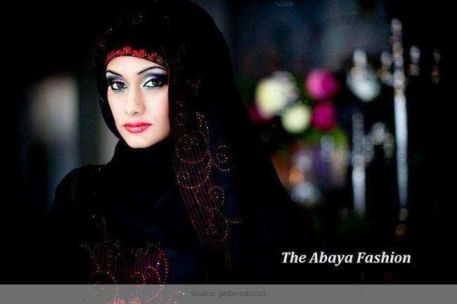 A moda abaya