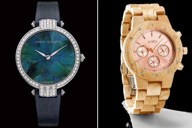 A arte de intemporalidade: relógios de luxo feitos de materiais exclusivos