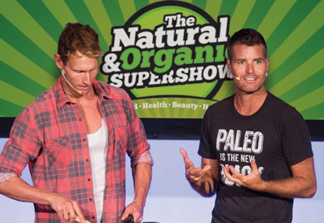 O australiano & orgânica supershow 2016