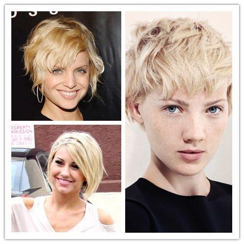 2014 cortes de cabelo curtos de mulheres