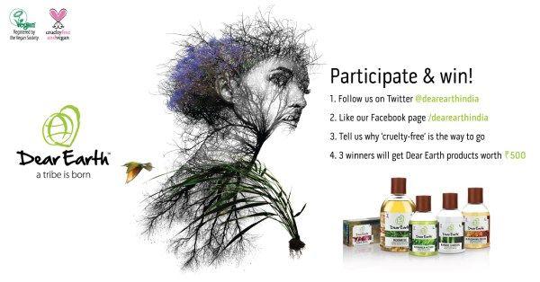 O Cara Terra `beleza com Humanity` Concurso, Beleza indiana Blog, Natural Cuidados com a pele