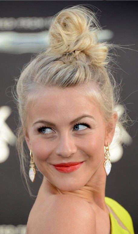 Top Knot simples