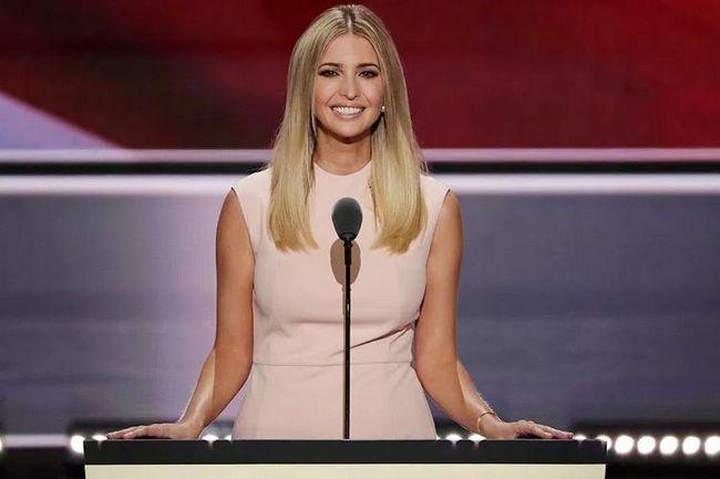 A primeira filha de nós pode realmente dar a primeira-dama uma corrida para o seu dinheiro
