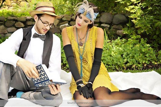 O caso gatsby com fashionlady continua