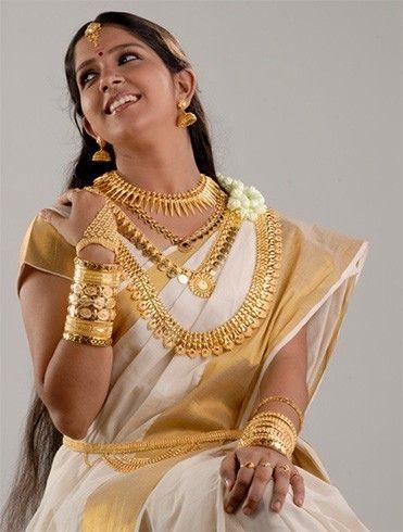 Jóias casamento Kerala
