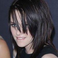Kristen Stewart: Shag Hairstyle para 2014