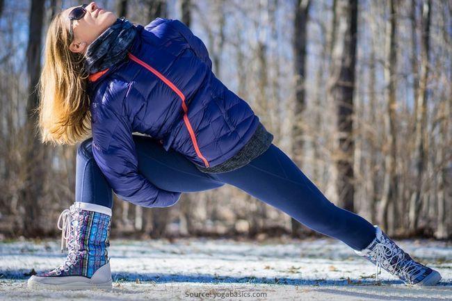 As novas tendências de ioga inovadoras 2016 você tem que tentar