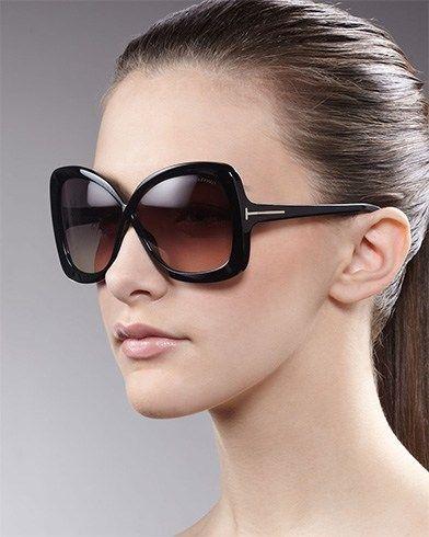 Óculos de sol da borboleta