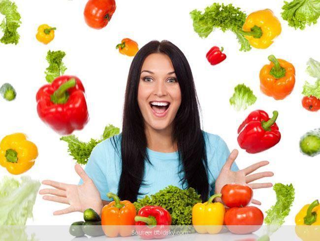 Quando Você optou por ir Vegetariana