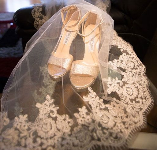 Sapatos Para The Bride