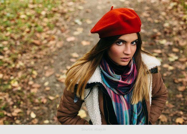 Neste inverno, ficar quente e olhar elegante em camadas