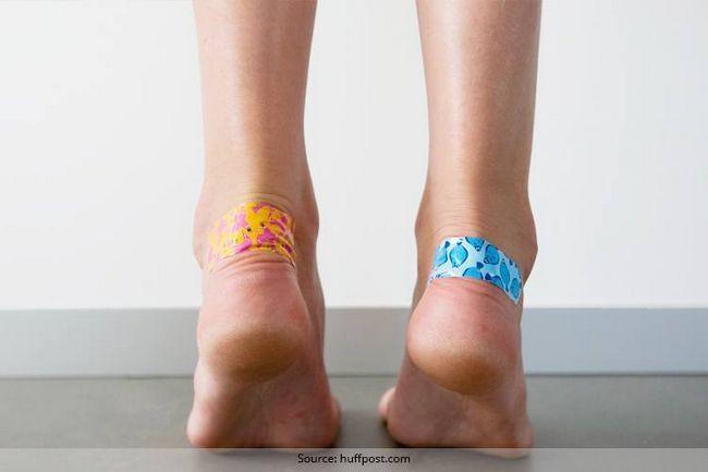 Dicas para evitar bolhas em seus pés