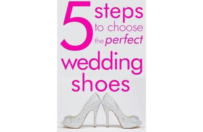 Escolha sapatos de casamento perfeito