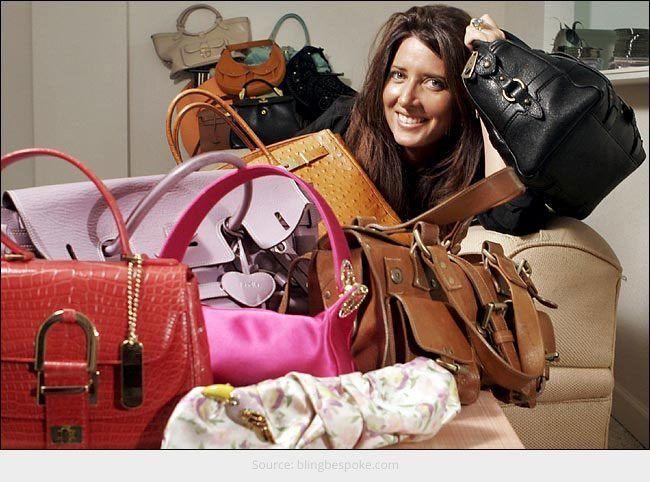 Dicas para manter em mente ao fazer compras para bolsas