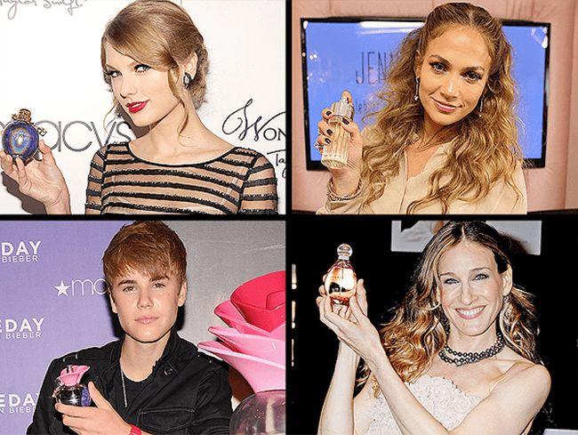 Top 10 melhores perfumes venda de celebridades