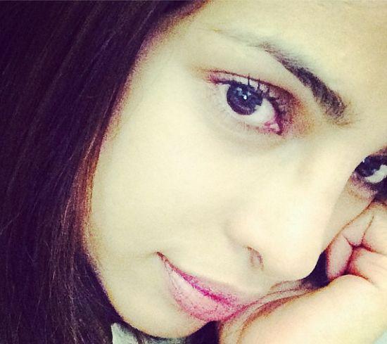 Anushka Sharma-selfie