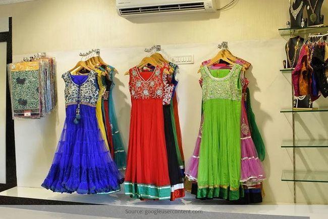 Top 10 boutiques em kerala