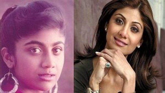 Shilpa Shetty--transformação