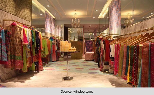 Top 10 boutiques de moda em hyderabad