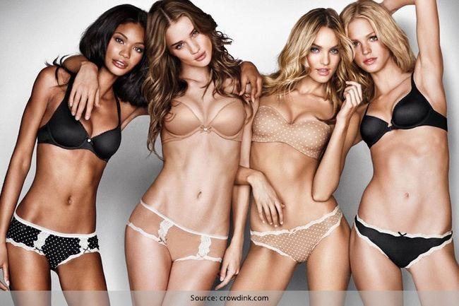 Os 10 modelos de lingerie