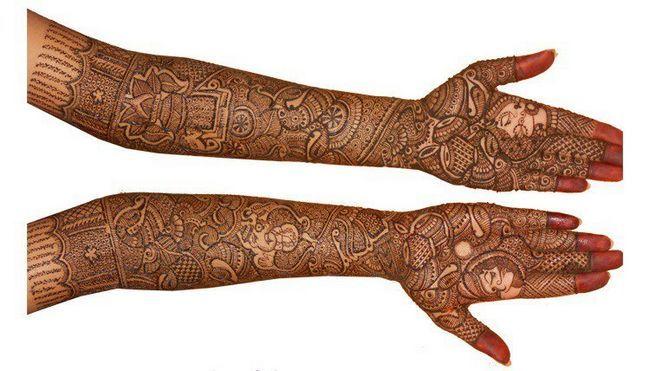 Kamaljeet Mehndi artista