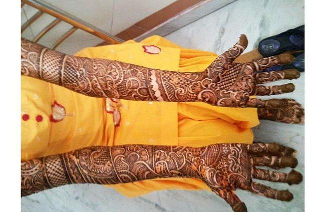 Jayshree Mehndi