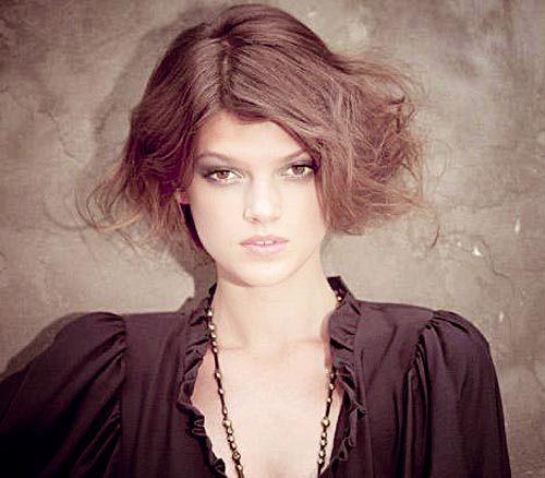 Top 10 mulheres mais bonitas penteados curtos deve tentar