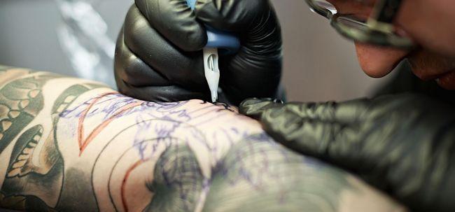 Os 10 estúdios de tatuagem na índia