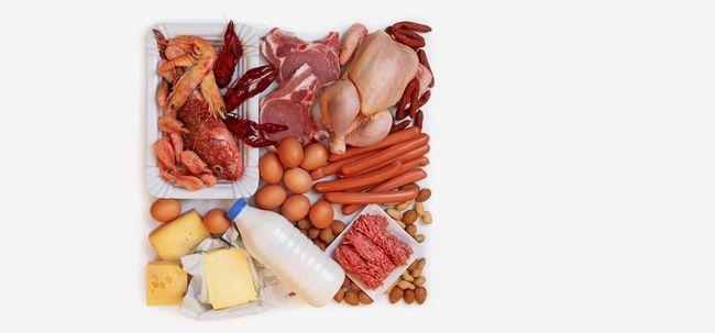 Fontes de alimentos ricos top 10 vitamina b12