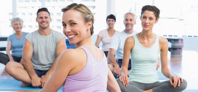 Top 10 aulas de ioga em gurgaon