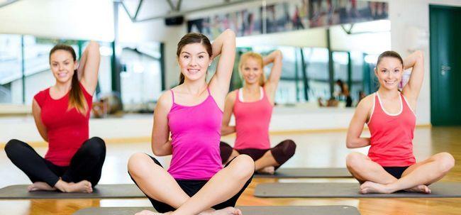 Top 10 aulas de ioga em hyderabad