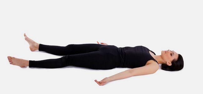 Top 10 poses de ioga para relaxamento