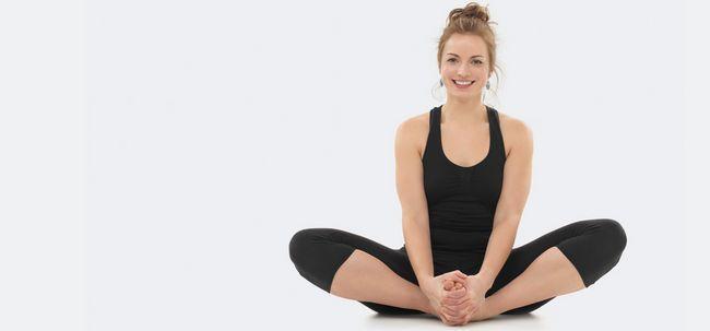 Top 10 poses de ioga para se refrescar