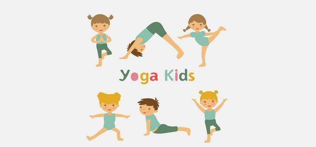 Top 10 vídeos de yoga para crianças