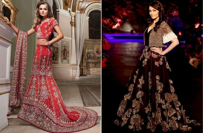 Lehenga Wedding Designs