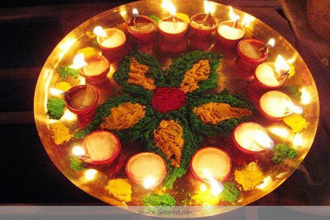 Top de moda e decoração ideias 15 diwali