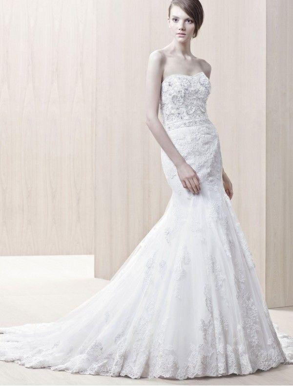 Top 15 vestidos de noiva sereia fascinantes