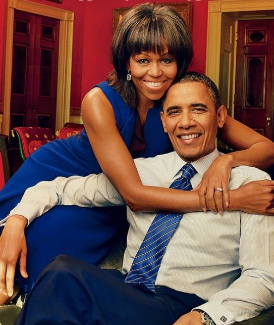 Top 15 penteados obama michelle