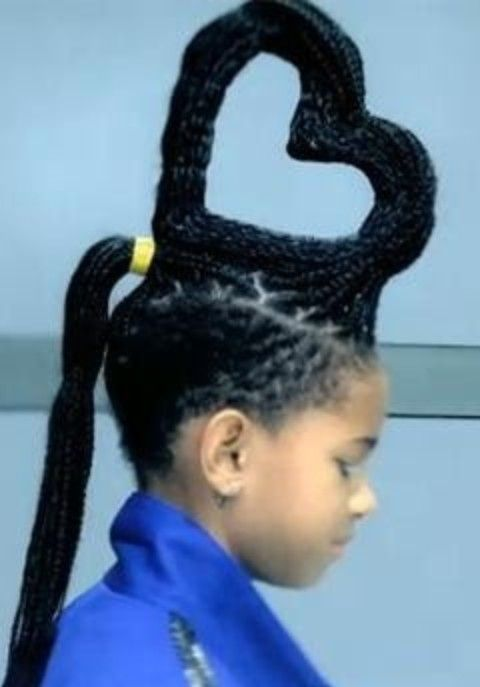 Willow Smith Penteados: penteado trançado Fascinante