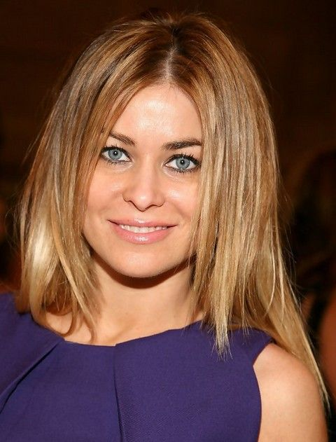 Carmen Electra Penteados: Layered Haircut