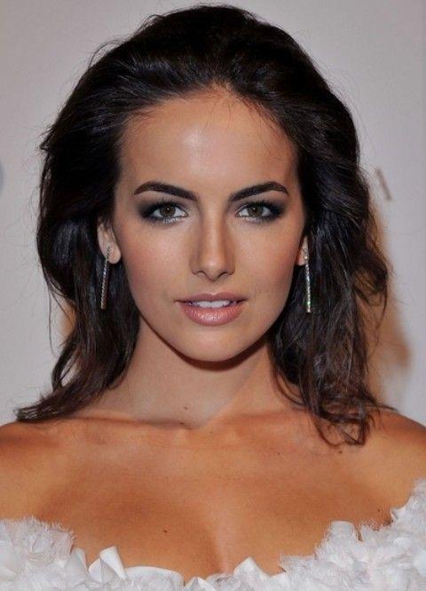 Camilla Bella Penteados: lindo penteado Blow-volta