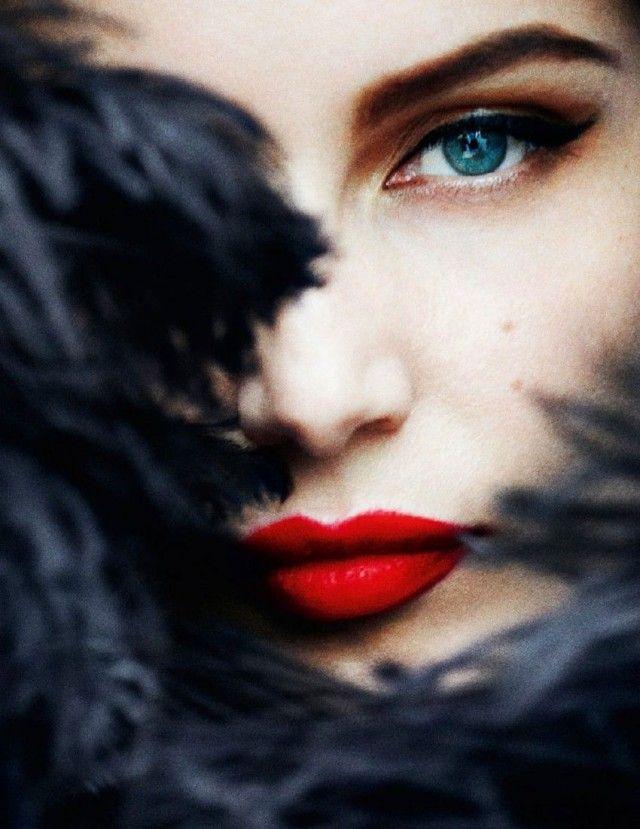 Consideravelmente Maquiagem Red Lip