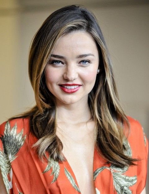 Miranda Kerr Penteados: Casual Waves