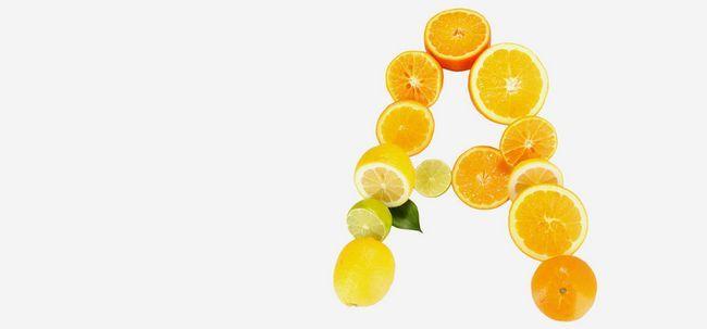 Top 25 vitamina a de alimentos ricos